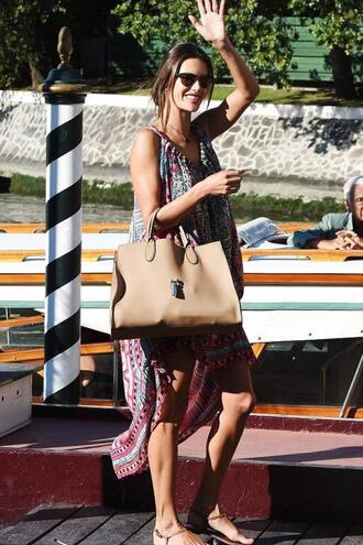 shoes sandals alessandra ambrosio bag