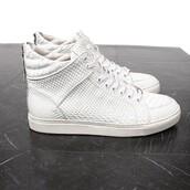 shoes,maniere de voir,y3,balenciaga,sneakers,white sneakers,python,trainers