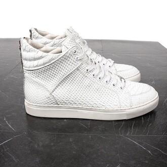 shoes maniere de voir y3 balenciaga sneakers white sneakers python trainers