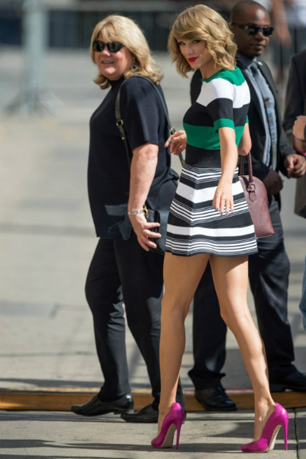 dress taylor swift shoes