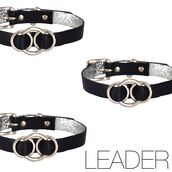 belt,47301,leather,choker necklace,sexy,fashion,silver,accessories,fashion accessory,black,clothes,necklace,outfit,style,girl,gift ideas,girly,wolfpack