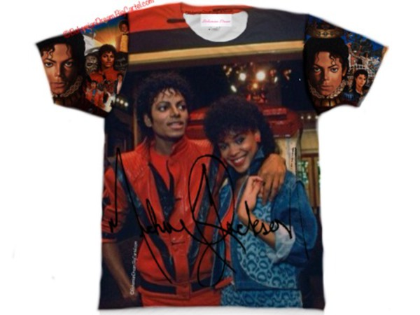 michael jackson allover print