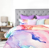 home accessory,bedding,bedroom,colorful,painting