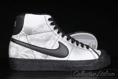 Wmns nike all court blazer black silver dunk max 5 6.5 on ebay!