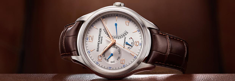 Orologi svizzeri di lusso - Baume & Mercier