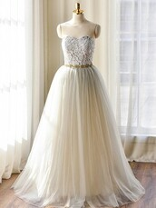 dress,wedding,white,swwtheart,sashes,fashion,stylish,wedding dress,wedding clothes,sweetheart dress,lace,lace dress,ivory dress,white dress,sexy dress,cute,cute dress,belt,floor length dress,long prom dress,long,long dress,maxi,maxi dress,fashion vibe,strapless,strapless dress,evening dress,long evening dress,dressofgirl,prom,prom dress,tulle dress,gown,ball gown dress,ball,bride,princess wedding dresses