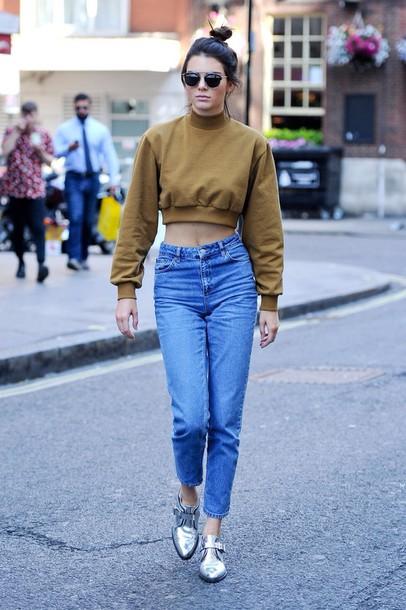 Shoes Silver Metallic Fashion Kendall Jenner Kardashians Ootd Tumblr Inspiration Ysl