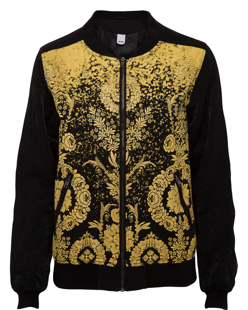 Jacket With Gold Pattern Body – Daloo3a - Women's Luxury Designer ...