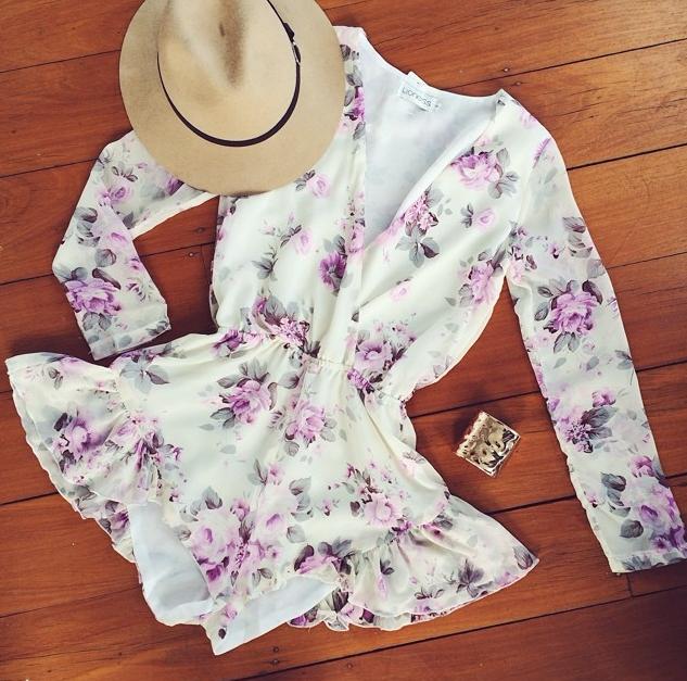 Heartbreak Jumpsuit Outfit
