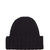 Ribbed-knit cashmere hat