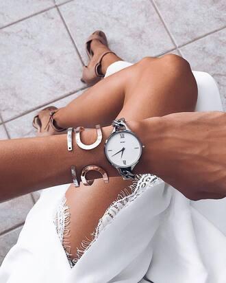 jewels mvmt mvmt watches accessories accessory watch silver watch bracelets jewelry silver bracelet