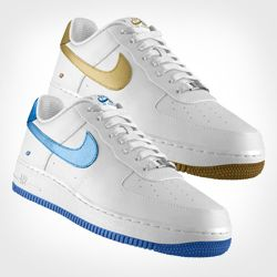 Nike Store. Nike Air Force 1 Low iD Shoe