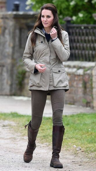 jacket pants fall outfits kate middleton