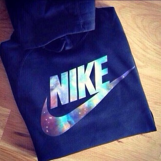 jacket nike sweater galaxy sweater sweater nike galaxy hoodie nike galaxy hoodie nike air menswear mens sweater style swag galaxy print black t-shirt navy