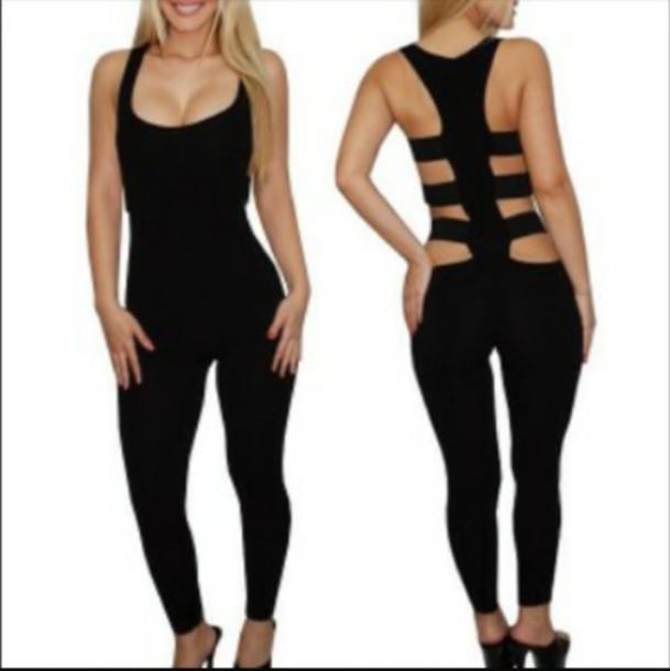 jumpsuit bodysuit