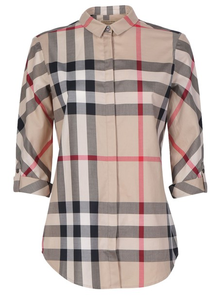 Burberry shirt new classic top