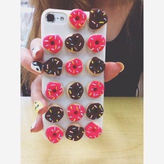 phone cover donut