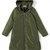 Hooded Longline Puffer Jacket w Vest