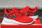 Nike roshe run red marble american flag pride print custom