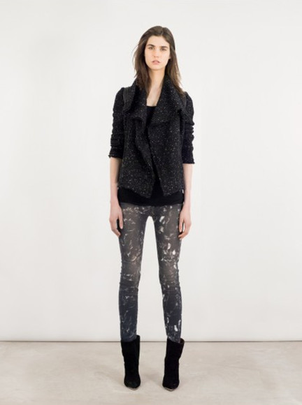 iro jacket lookbook fashion pants
