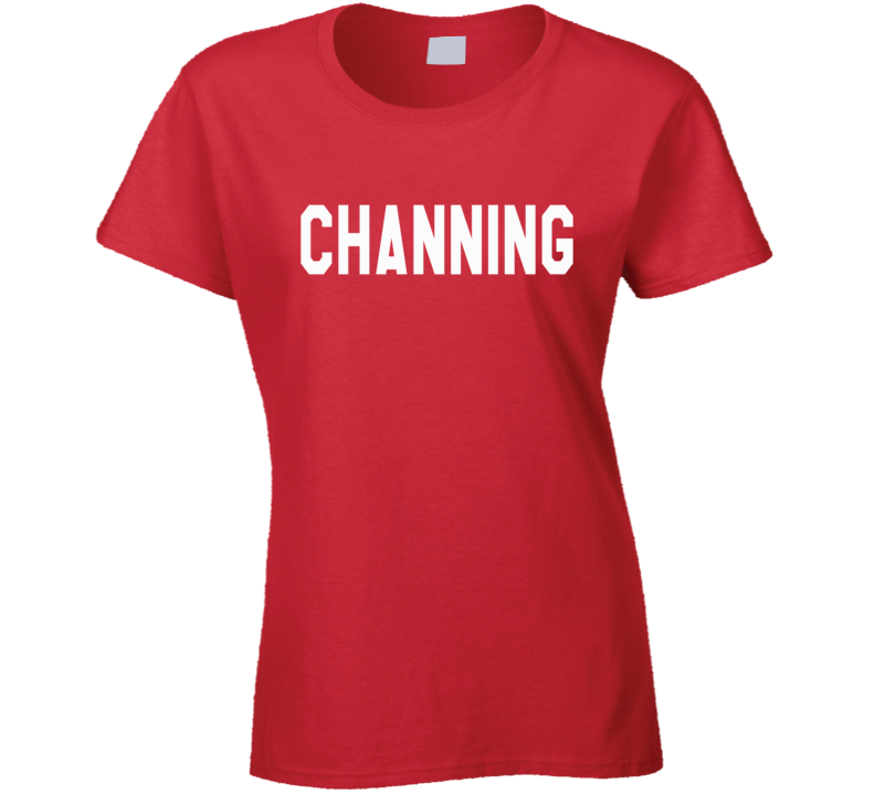 Channing fun popular celebrity miley tee shirt