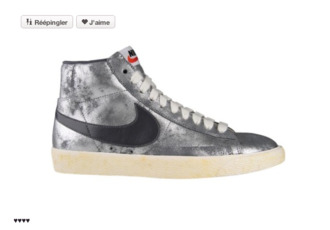 shoes nike shoes nike blazer grey shoes