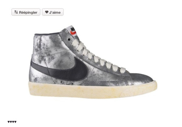 shoes grey shoes nike nike blazer