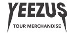 Yeezus Tour Merch Reaper Skull T-Shirt at PacSun.com