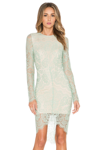 Elle Zeitoune dress mint