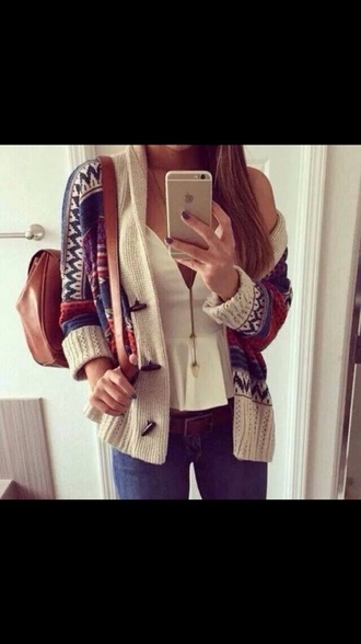 blouse color colorful dress beautiful cold winter coat lovely
