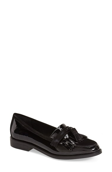 Dune London 'Goosie' Tassel Loafer (Women) | Nordstrom