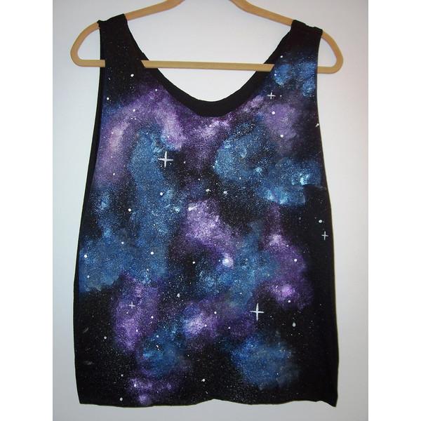 Galaxy tank top