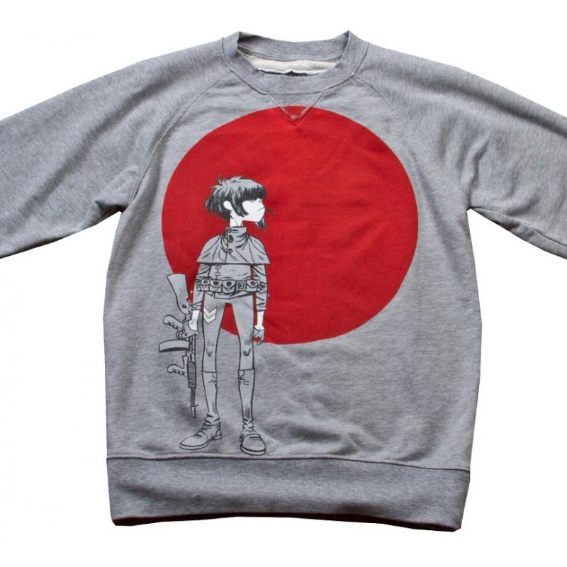 Amplified men's gorillaz empire ants sweater