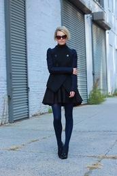 atlantic pacific,skirt,jacket,shoes,bag,sunglasses