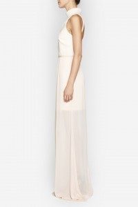 Correlation Dress in Dusty Pink by CAMILLA AND MARC