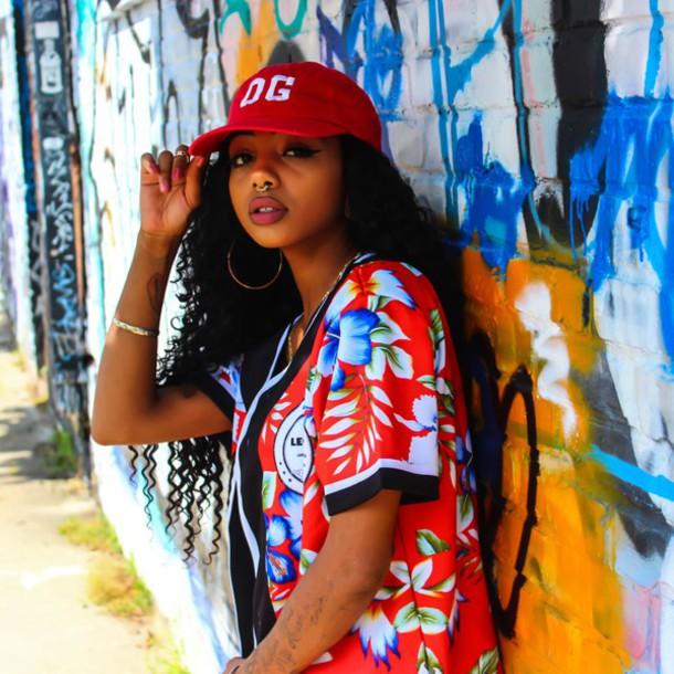 Black Dope Fashion Girl: T-shirt, Pattyeffinmayo, Tumblr, Baseball Jersey, Cyber
