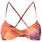 Lygia & nanny - bikini top - women - polyamide - 44, red, polyamide