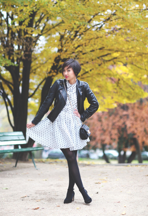 le monde de tokyobanhbao dress jacket bag jewels shoes