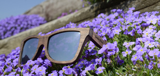 sunglasses handcrafted wooden eyewear woodstock