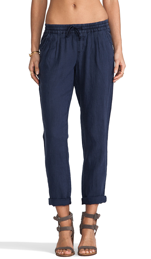 Michael Stars Pleated Cuffed Pant in Ship from REVOLVEclothing.com
