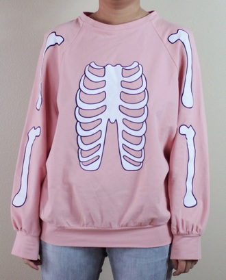 sweater pastel