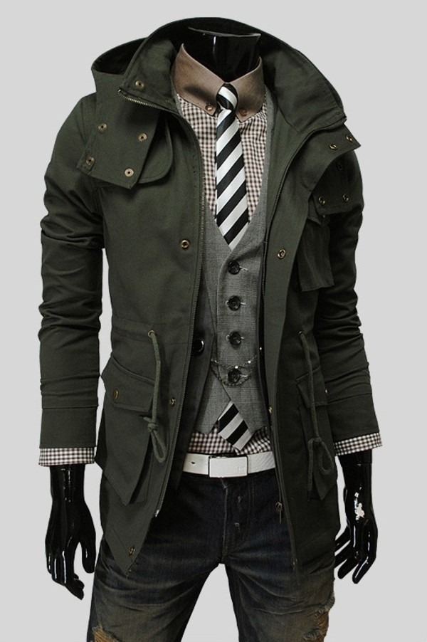 jacket mens jacket clothes menswear