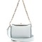 Box 19 grained-leather cross-body bag