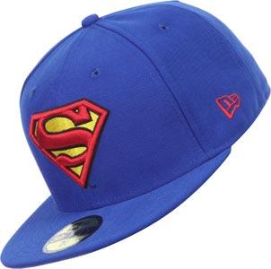 New Era DC Character Basic cap superman