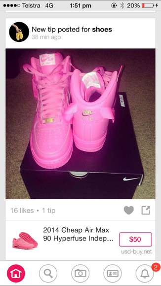 shoes nike sneakers pink shoes pink nike air nike running shoes airmax