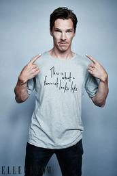 t-shirt,menswear,feminism,feminist,grey,mens t-shirt