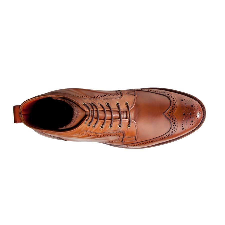 5c32849af5a8 Dalton - Wingtip Lace-up Oxford Men s Dress Boots by Allen Edmonds