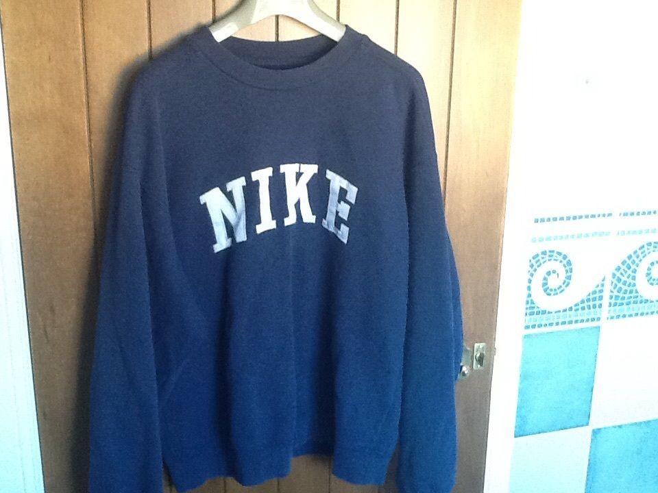 Nike vintage retro sweatshirt sweater medium