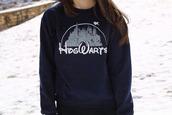 sweater,hogwarts,harry potter,hogwarts sweatshirt