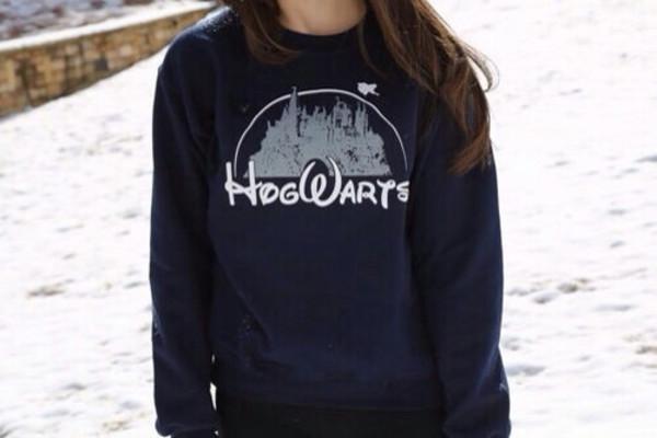 sweater hogwarts harry potter hogwarts sweatshirt